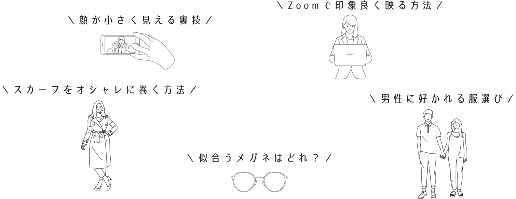 公式LINE@でタイプ別情報を配信中!